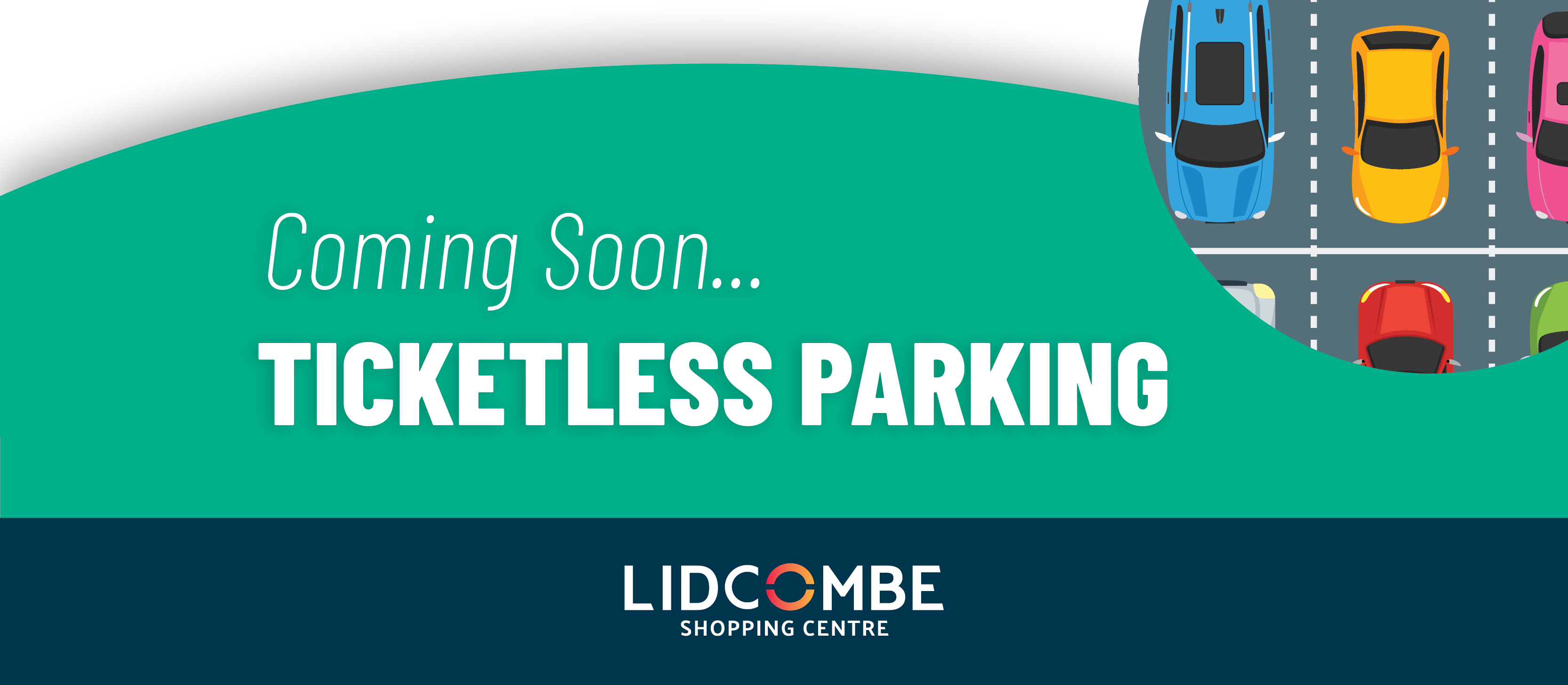 Lidcombe Shopping Centre_Introducing Ticketless Parking