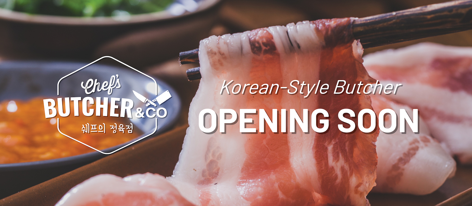 Chef's Butcher & Co_Opening Soon